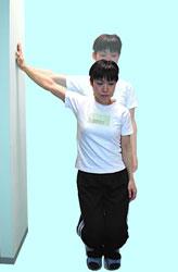 五十肩:屈伸運動